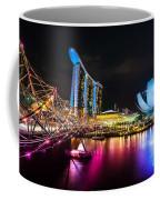 Marina  Bay Sands - Singapore Coffee Mug
