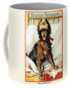 Medicine Trade Card, C1880 Coffee Mug