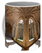 Medieval Monastery Cloister Coffee Mug