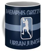 Memphis Grizzlies Coffee Mug