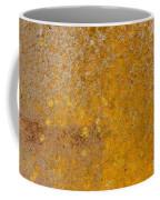 Metal Plate Coffee Mug