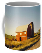Michigan Barn Coffee Mug
