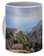 Montserrat Mountain Coffee Mug