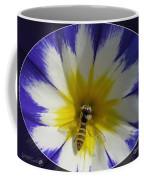 Morning Glory Named Royal Ensign Coffee Mug