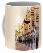 Mosque Cathedral Of Cordoba  Coffee Mug