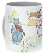 Mother Goose, 1916 Coffee Mug