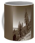 Mountainside Near Lake Tahoe Coffee Mug