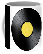 Music Record Coffee Mug