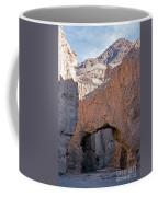 Natural Bridge Canyon Death Valley National Park Coffee Mug