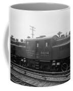 New York Central Railroad Coffee Mug