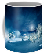 North Carolina Sugar Mountain Ski Resort Winter 2014 Coffee Mug