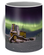 northern Lights iceland Coffee Mug