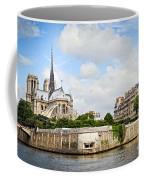 Notre Dame De Paris Coffee Mug