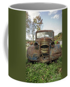 Old Junker Car Coffee Mug