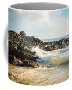 Paako Beach Makena Maui Hawaii Coffee Mug