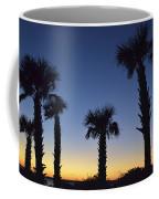 Carolina Palm Sky Coffee Mug