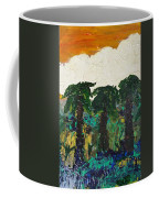 3 Palms Coffee Mug