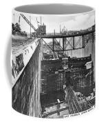 Panama Canal, 1910s Coffee Mug