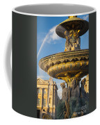 Paris Fountain Coffee Mug