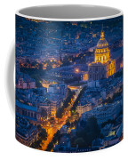 Paris Overhead Coffee Mug