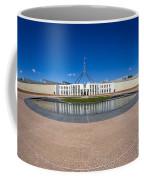 Parliament House Australia Coffee Mug