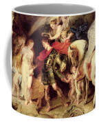Perseus Liberating Andromeda Coffee Mug