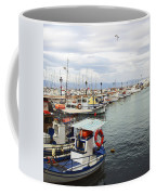 Port Of Aegina Coffee Mug
