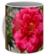 Portulaca Named Sundial Fuchsia Coffee Mug