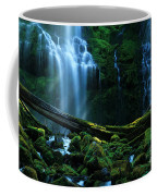 Proxy Falls Oregon Coffee Mug
