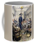 Pullman Car, 1876 Coffee Mug