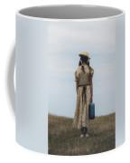 Refugee Girl Coffee Mug
