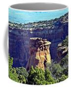 Rim Rock Colorado Coffee Mug