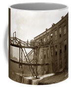 Rochester Show Case Co. Fire New York State Circa 1904 Coffee Mug