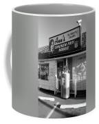 Route 66 - Ann's Chicken Fry House Coffee Mug