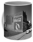 Route 66 - Coca Cola Ghost Mural Coffee Mug