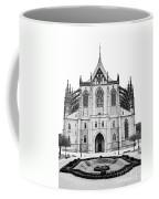 Saint Barbara Church  Coffee Mug