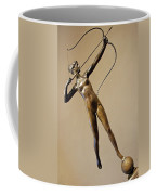 Saint Gaudens' Diana Of The Tower Coffee Mug