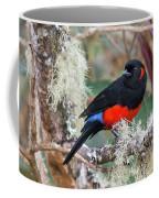 Scarlet-bellied Mountain-tanager Coffee Mug