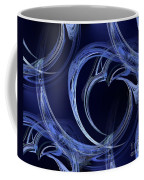 Seamless Background Fractal Coffee Mug