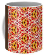 Seamlessly Tiled Kaleidoscopic Mosaic Pattern Coffee Mug