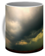 Severe Cells Over South Central Nebraska Coffee Mug