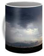 Severe Storm Cells Developing Over South Central Nebraska Coffee Mug