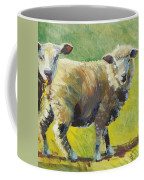 Sheep Painting Coffee Mug