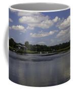Sweet Balmy Breeze On Shem Creek Coffee Mug