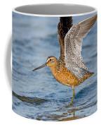 Short-billed Dowitcher Coffee Mug