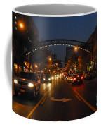 D8l-152 Short North Gallery Hop Photo Coffee Mug