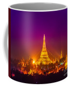 Shwedagon Paya - Yangoon Coffee Mug
