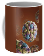 Simian Immunodeficiency Virus Coffee Mug