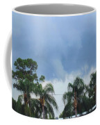 Skyscape Tornado Forming Coffee Mug