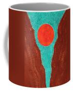 Slot Canyon Original Painting Coffee Mug
